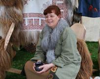 Bæring av vikingvåpen på offentlig sted